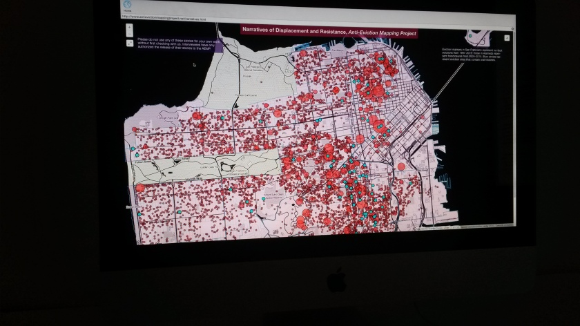 The Anti-Eviction Mapping Project http://www.antievictionmap.com/